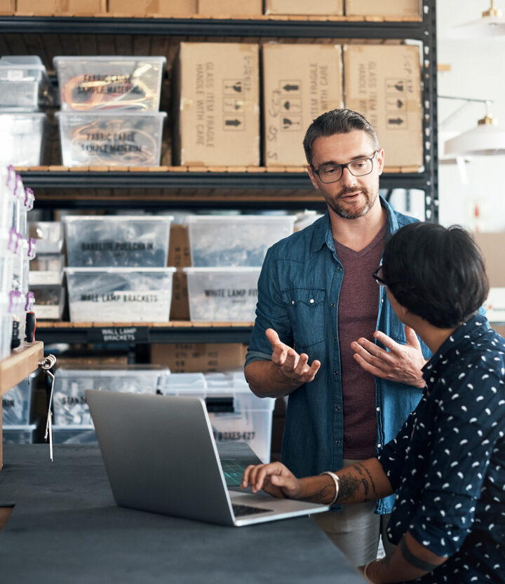 The Small Business Edge